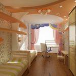 Детская в маленькой квартире