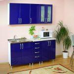 Гарнитуры для маленьких кухонь фото