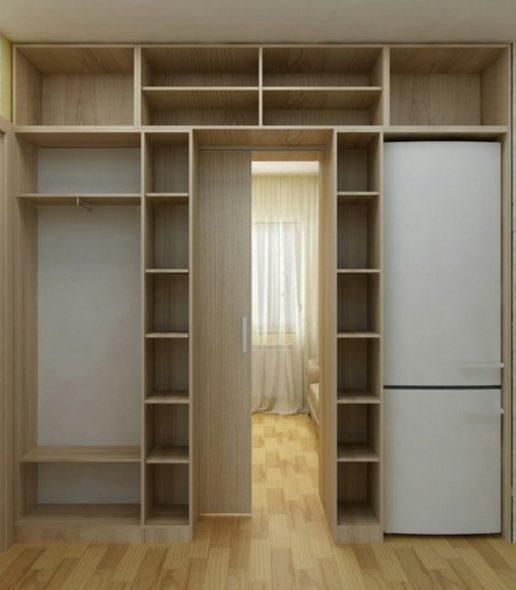 Идея для экономии пространства