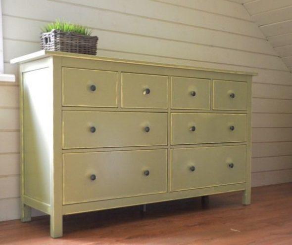 Идея обновлять мебель