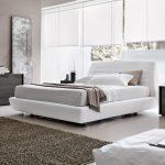 Итальянская современная спальня кровать