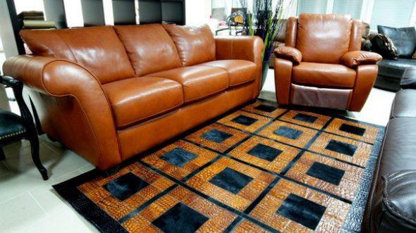 Экокожа для мебели