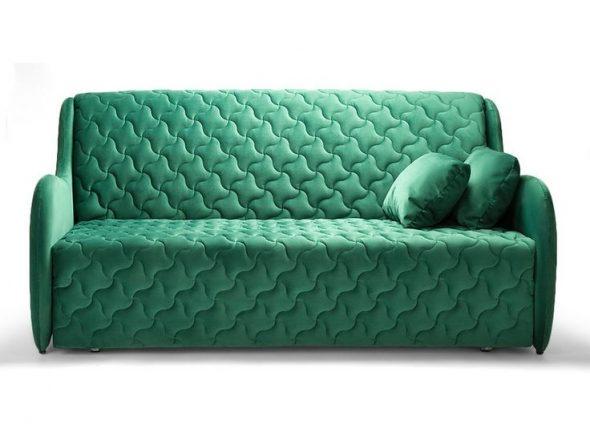 Компактный и удобный раскладной диван