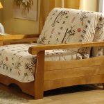 Кресло-кровать в стиле Китая