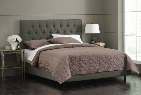 Кровать горизонтального стиля