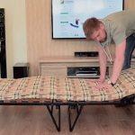 кровать тумба разложенная