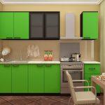 Кухонные гарнитуры серии МП