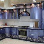 Кухонные гарнитуры в современном стили