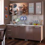 Кухонный гарнитур Шоколад
