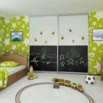 Мебель для детской комнаты- удобная и безопасная