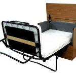 модель кровати тумбы