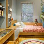 оформление детской спальни фото