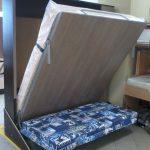 Откидная кровать с диваном комфорт