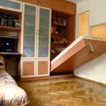 Откидные кровати – простое решение нехватки места