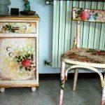 Перетяжка антикварной и старинной мебели