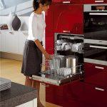 Посудомоечная машина в современном дизайне