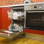 Посудомоечной машине требуется подключение к электрической сети