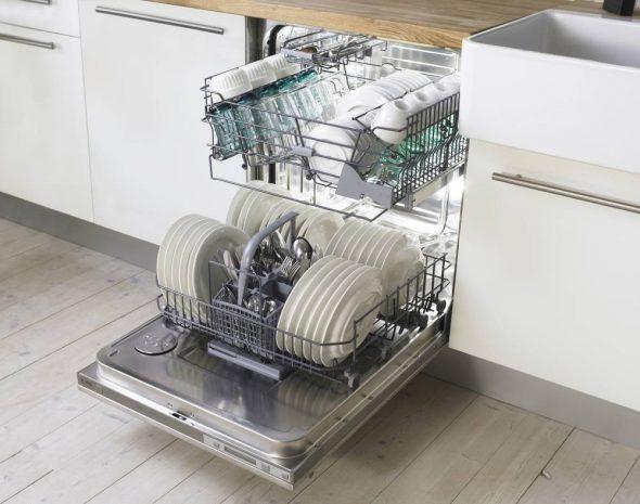 Правильное подключение посудомойки