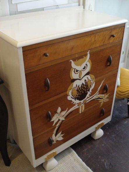 Реставрация и роспись мебели
