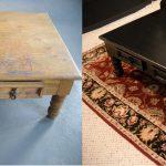 Реставрация столов в домашних условиях