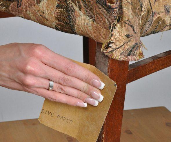 Реставрация стульев своими руками