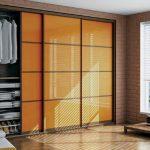 Шкаф–купе из гипсокартона в интерьере вашего дома