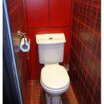 Шкаф из дсп в туалет