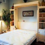 Шкаф-кровать для маленькой комнаты