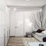 спальня современный интерьер