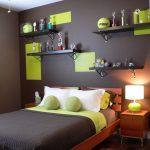 спальня 12 м современный интерьер