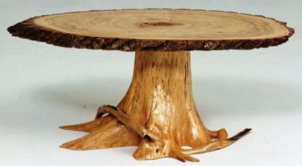 одноопорный стол