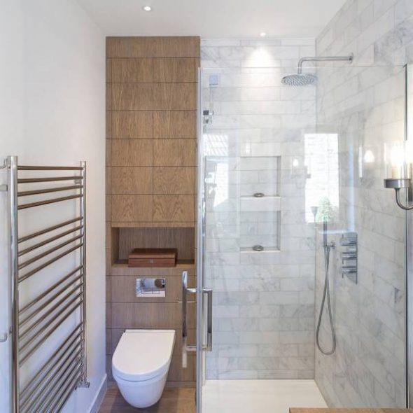 Удобное решение – шкаф в туалет