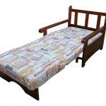 Уютное кресло-кровать