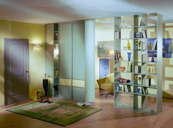 Универсальная мебель шкаф-перегородка