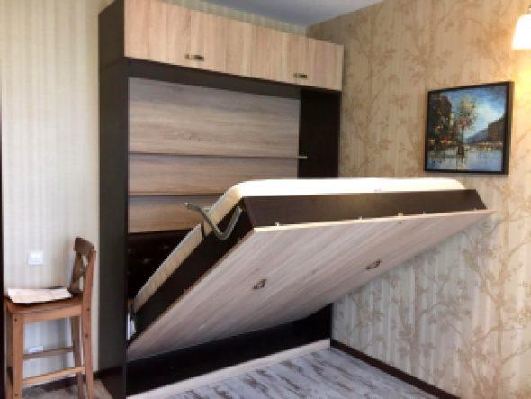 Встраиваемые откидные кровати
