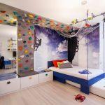 детская выдвижная кровать выдвижная