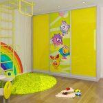 детский шкаф для одежды фото