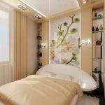 дизайн маленькой спальни 12 м
