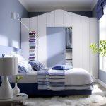 дизайн маленькой спальни интерьер