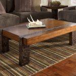 дизайнерский стол из дерева