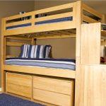 двухъярусная кровать самодельная