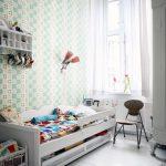 двухъярусная выдвижная кровать детская