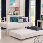 двухъярусная выдвижная кровать отдельная