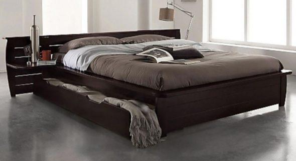 двуспальная кровать Британия