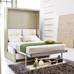 Комфортность откидных кроватей