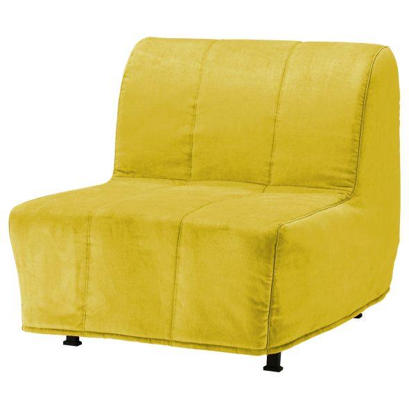 кресло-кровать Хенон желтый