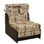 кресло-кровать Ольга без подлокотников