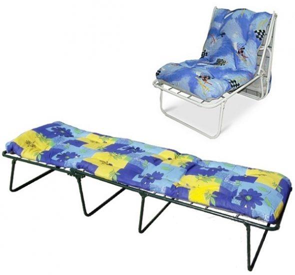 кровать кресло трансформер