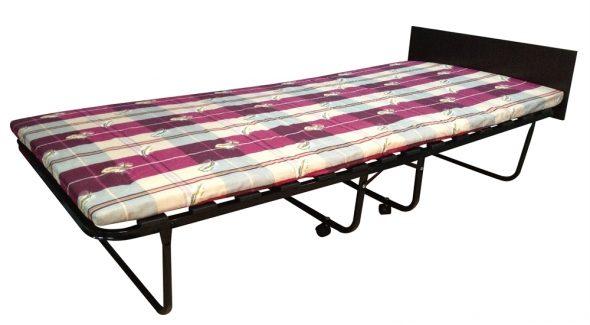 раскладная кровать на колесах