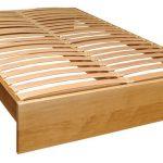 кровать с ортопедическим основанием из дерева